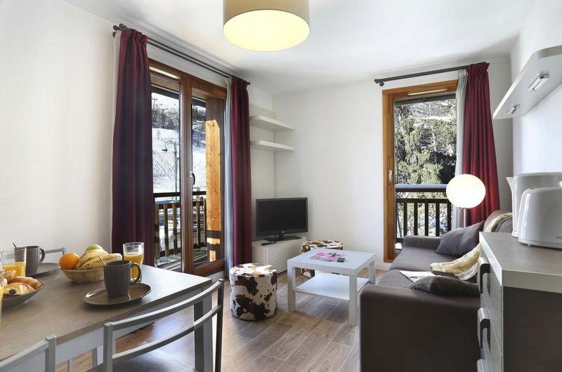 Foto 11 Apartamento Residencia Au Coeur des Ours  3* Superior, Les deux alpes