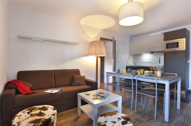 Foto 12 Apartamento Residencia Au Coeur des Ours  3* Superior, Les deux alpes