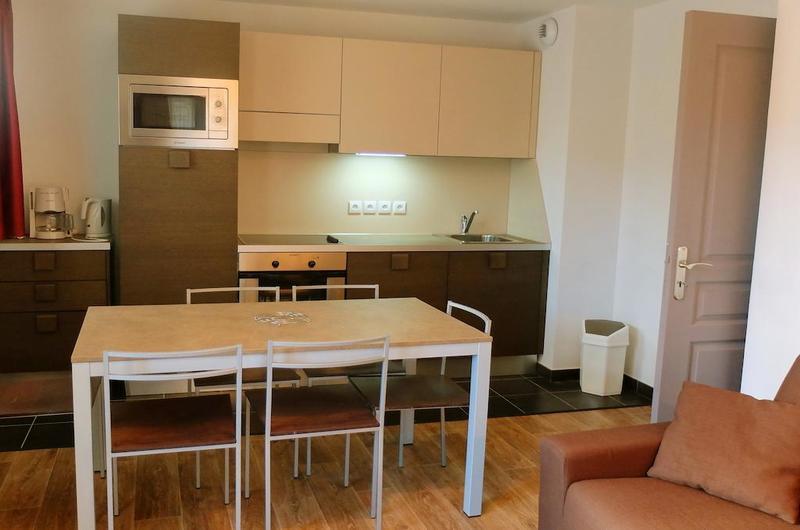 Foto 13 Apartamento Residencia Au Coeur des Ours  3* Superior, Les deux alpes