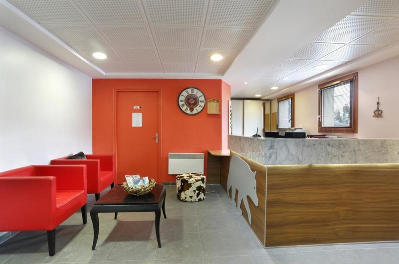 Foto 14 Apartamento Residencia Au Coeur des Ours  3* Superior, Les deux alpes