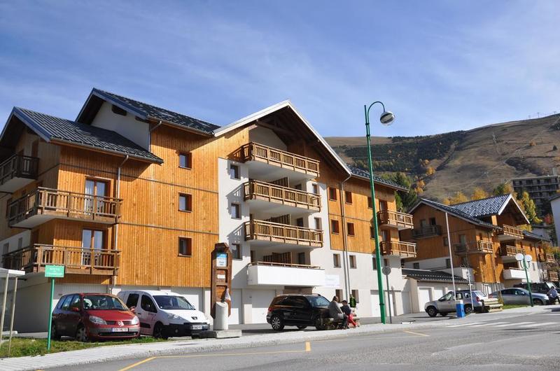 Foto 15 Apartamento Residencia Au Coeur des Ours  3* Superior, Les deux alpes
