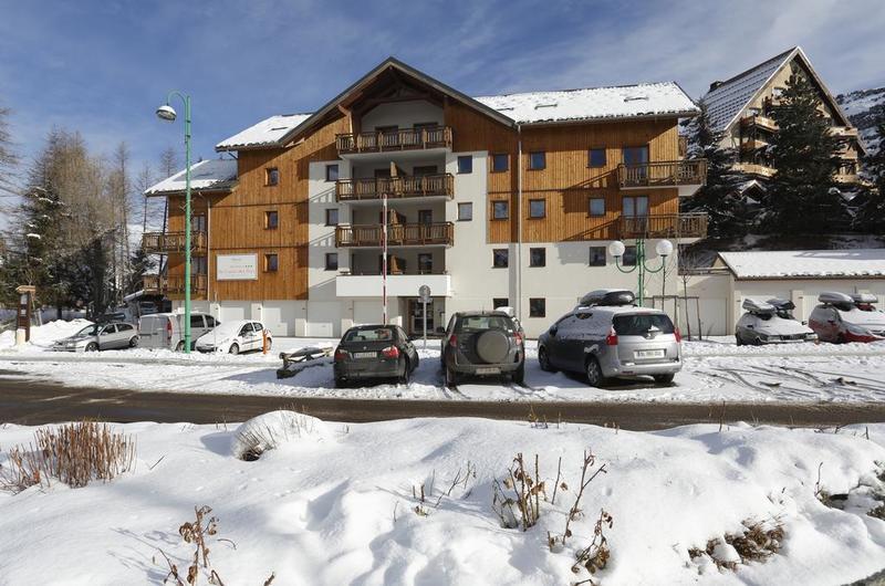 Résidence Au Coeur Des Ours *** 2 Alpes3