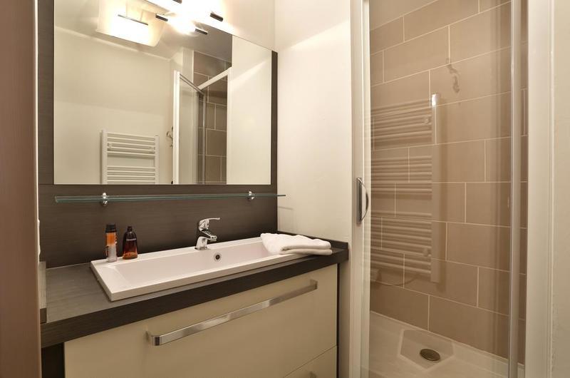 Foto 9 Apartamento Residencia Au Coeur des Ours  3* Superior, Les deux alpes