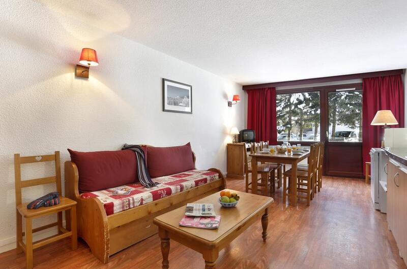 Foto 15 Apartamento Residencia Edelweiss  3* Superior, Les deux alpes