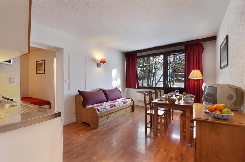 Foto 16 Apartamento Residencia Edelweiss  3* Superior, Les deux alpes