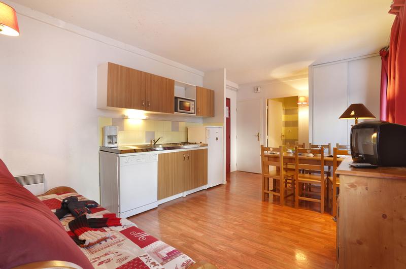 Foto 22 Appartement  Résidence L'Edelweiss  3* Superior, Les deux alpes