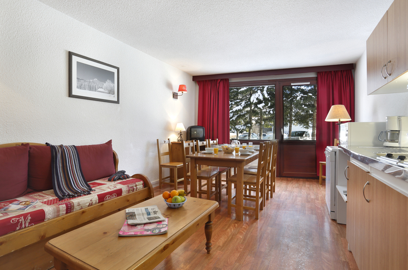 Foto 30 Appartement  Résidence L'Edelweiss  3* Superior, Les deux alpes