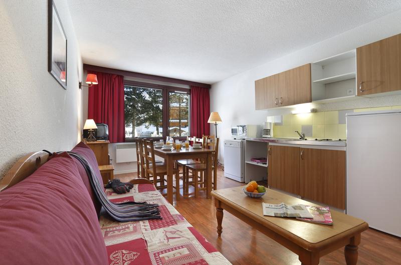 Foto 31 Appartement  Résidence L'Edelweiss  3* Superior, Les deux alpes