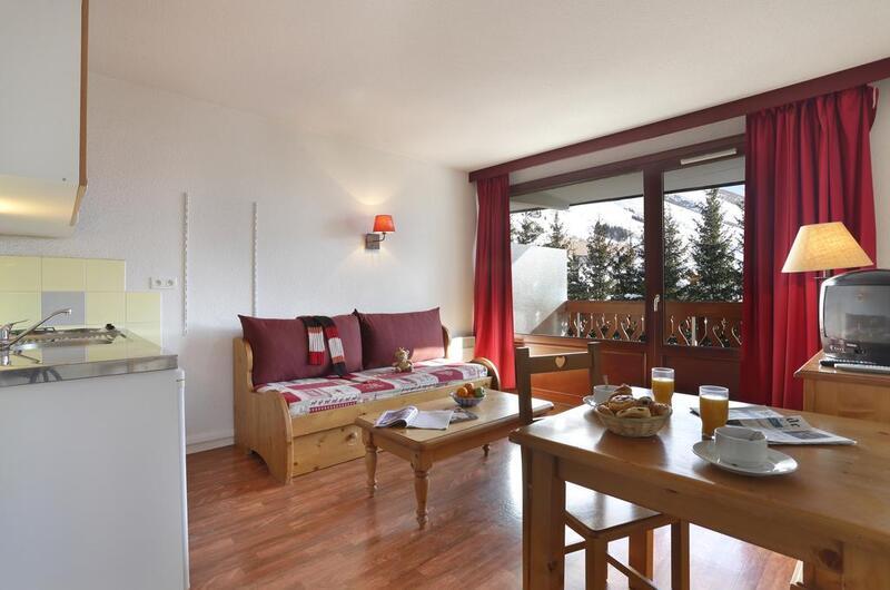 Foto 8 Apartamento Residencia Edelweiss  3* Superior, Les deux alpes