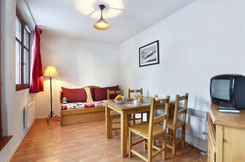 Foto 9 Apartamento Residencia Edelweiss  3* Superior, Les deux alpes