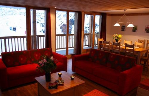 Foto 10 Apartamento Chalet des Neiges Cime des Arcs , Les arcs