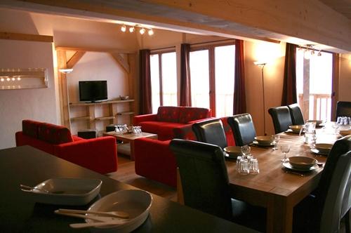 Foto 7 Apartamento Chalet des Neiges Cime des Arcs , Les arcs
