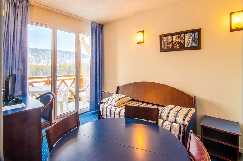 Foto 20 Apartamento Appart Vacances Pyrénées 2000, Font romeu