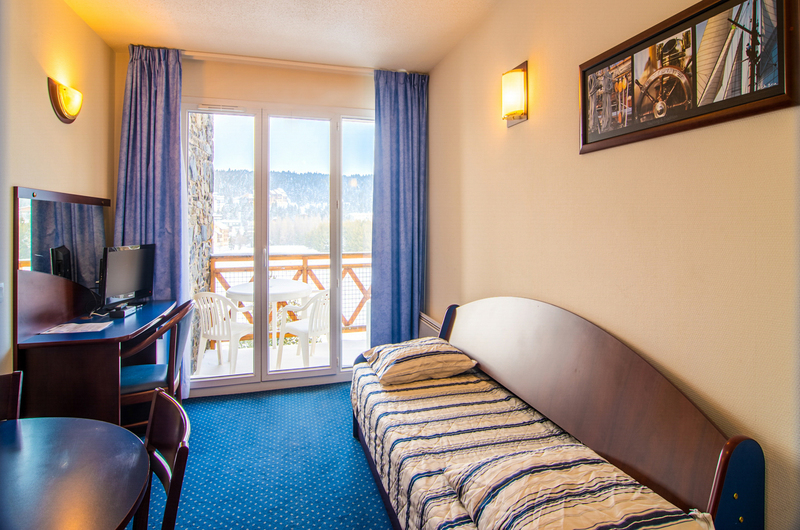 Foto 22 Apartamento Appart Vacances Pyrénées 2000, Font romeu