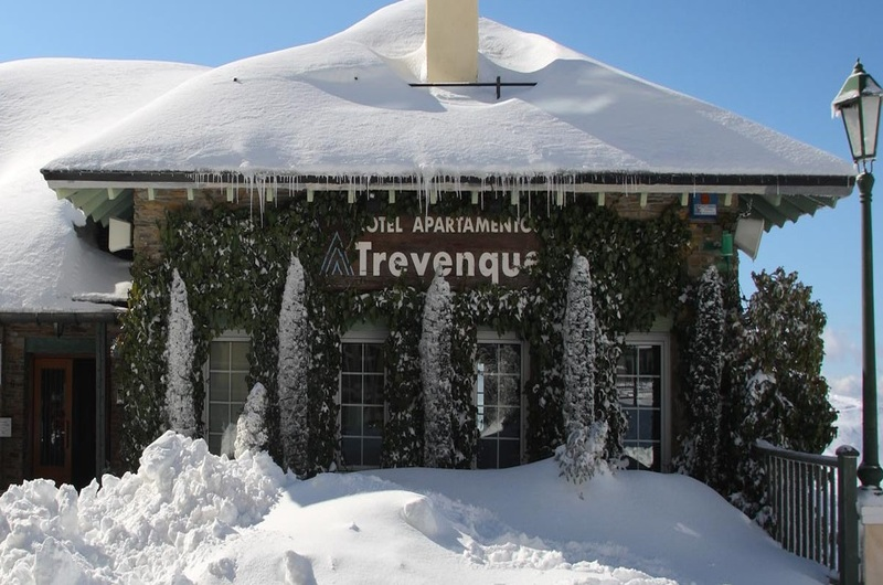 Photos of Aparthotel Trevenque in Sierra nevada, Spain (1)