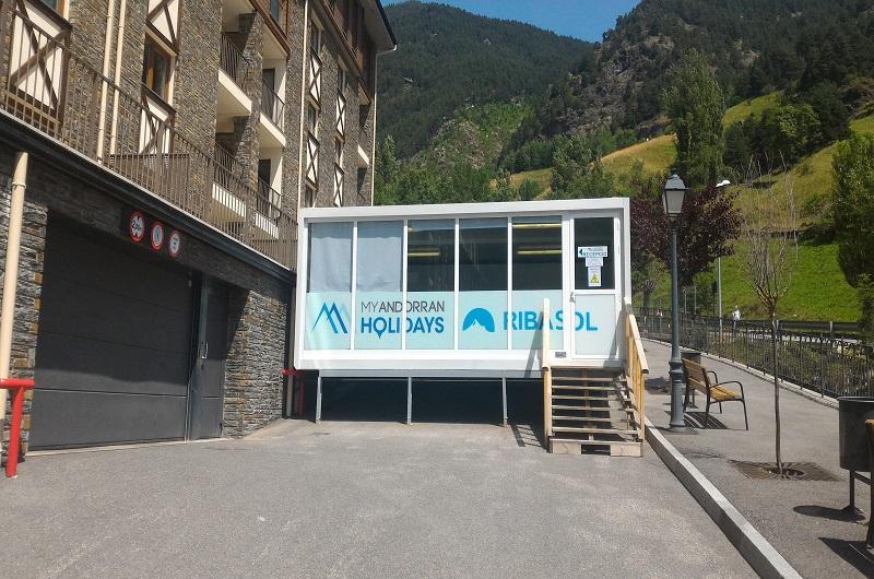 Ribasol, Ski & Mountain Park5