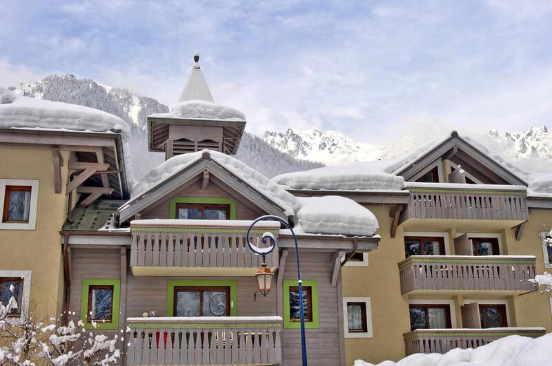 Photos of La Ginabelle (p&v) in Chamonix, Francia (1)