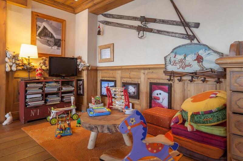 Foto 12 Apartment LA GINABELLE (P&V), Chamonix