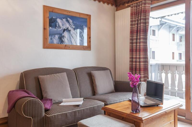 Foto 14 Apartment LA GINABELLE (P&V), Chamonix