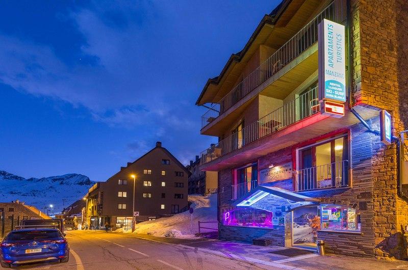 Apartamentos Manzano1