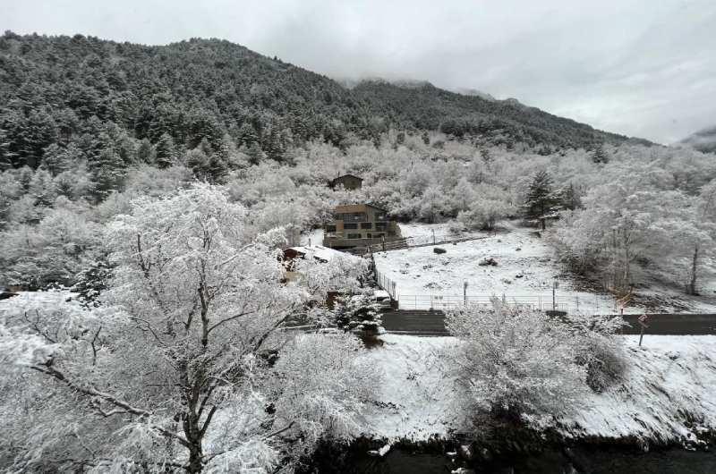 Photos de Apartaments Els Esquiadors à Llorts ( ordino), Andorre (9)