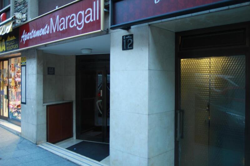 Foto 1 Apartment Apartaments Maragall, Andorra la vella