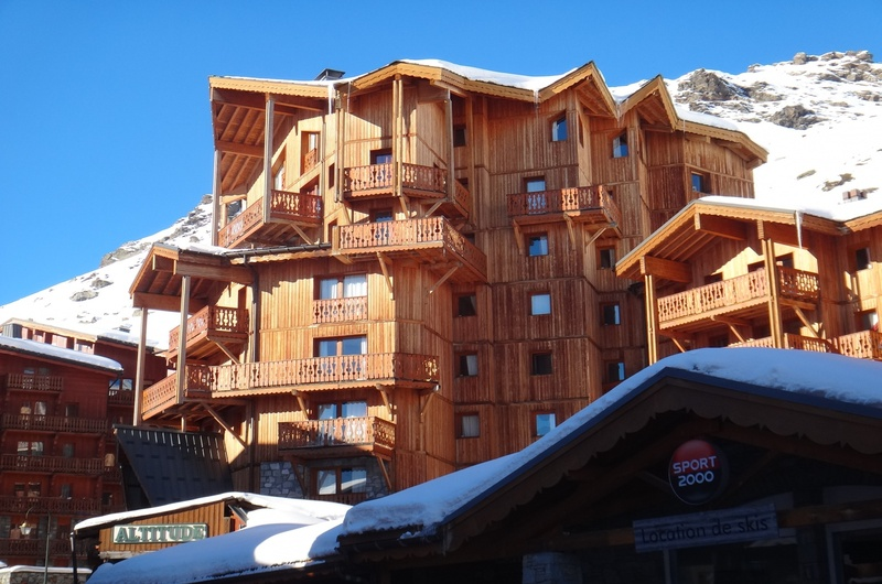 Chalet Altitude Val Thorens 2.4002