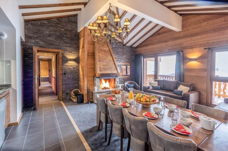 Chalet Altitude Val Thorens 2.4009