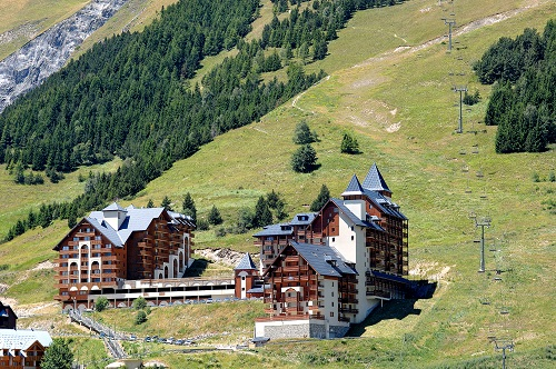 Photos of Residence Flocon D'or in Les 2 alps, Francia (10)