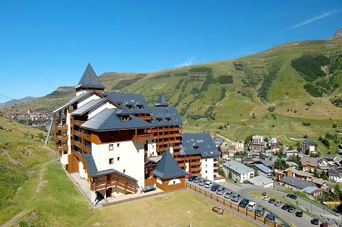 Le Flocon D'or à Les Deux Alpes (od)5