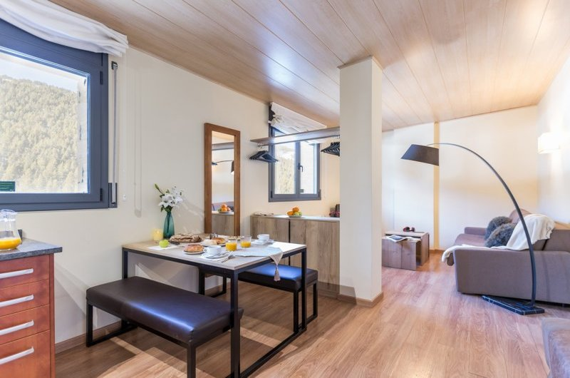 Foto 14 Apartment Apartamentos Andorra Sunari Peretol, Soldeu