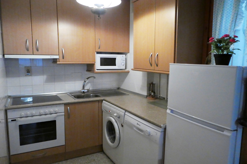 Apartamentos Jaca 30009