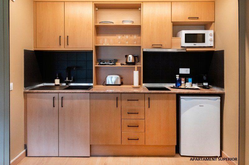 Foto 9 Appartement  Apartamentos Sant Bernat  , Canillo