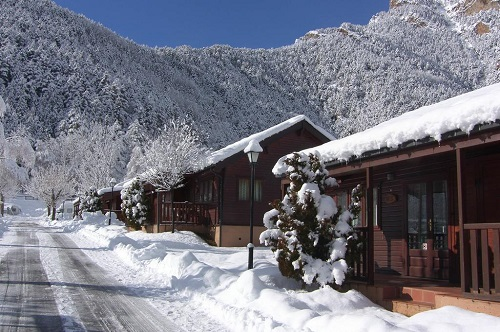 Photos de Bungalows Xixerella Park à Erts, Andorre (1)