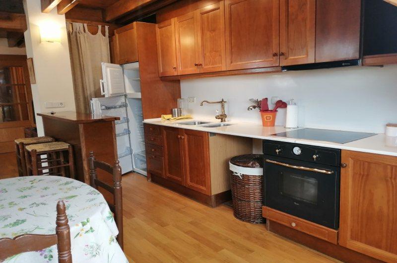 Apartamentos Pleta Bona in Pla de la ermita, vall de boi, Information and offers | Estiber