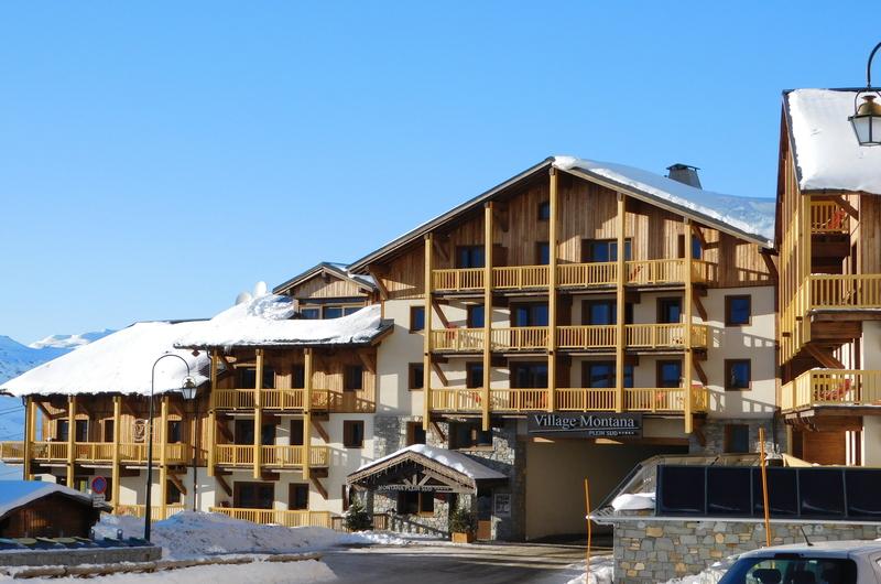 Fotos de Residencia Montana Plein Sud en Valthorens, Francia (5)