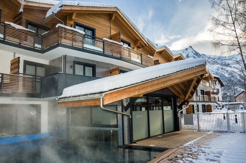 Fotos de Residencia Isatis En Chamonix (od) en Chamonix, Francia (4)