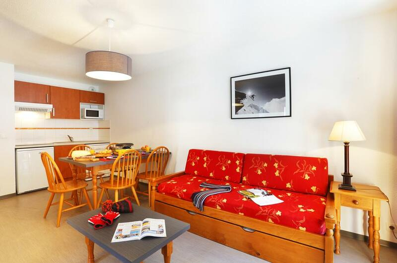 Foto 17 Appartement  RESIDENCE NEMEA LES GRANDS AX, Ax les thermes