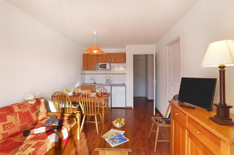 Foto 17 Apartamento RESIDENCE NEMEA LES BALCONS D'AX -BONASCRE, Ax les thermes