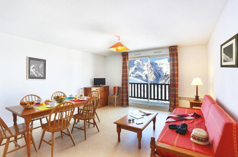 Foto 9 Appartement  RES.NEMEA ROYAL PEYRAGUDES, Loudenvielle / peyragudes