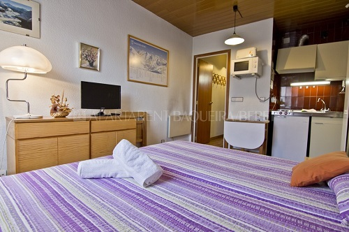 Photos of El Pletiu (apartrent Baqueira 1500) in Baqueira 1500, Spain (2)