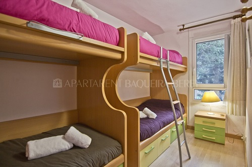 Photos of El Pletiu (apartrent Baqueira 1500) in Baqueira 1500, Spain (4)