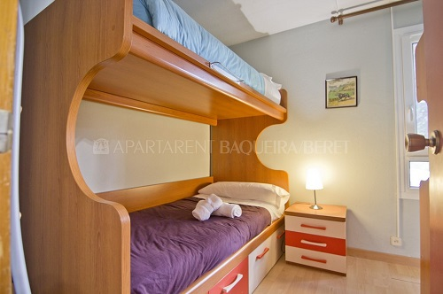Photos of El Pletiu (apartrent Baqueira 1500) in Baqueira 1500, Spain (5)