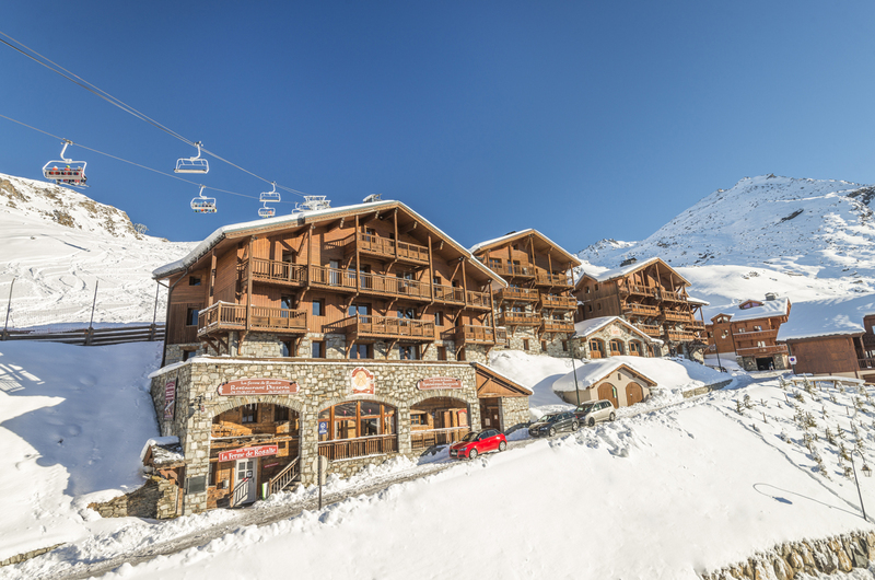 Photos of Residence Chalets De Rosaël in Valthorens, Francia (1)