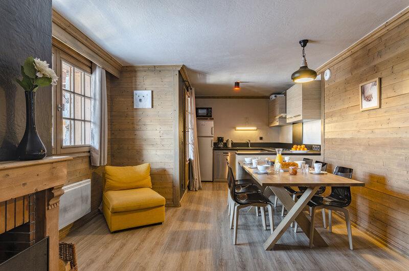 Foto 14 Apartamento Residencia Chalets de Rosaël, Valthorens