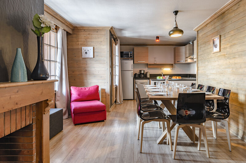 Foto 15 Apartamento Residencia Chalets de Rosaël, Valthorens