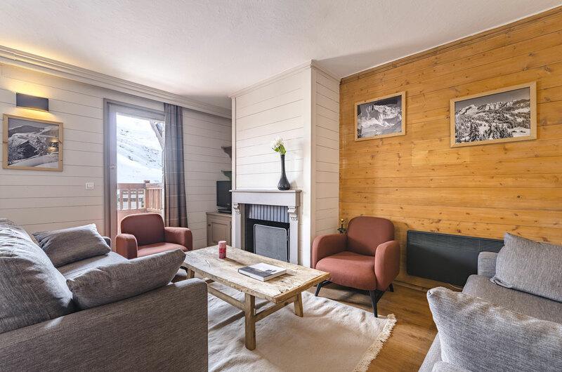 Foto 21 Apartamento Residencia Chalets de Rosaël, Valthorens