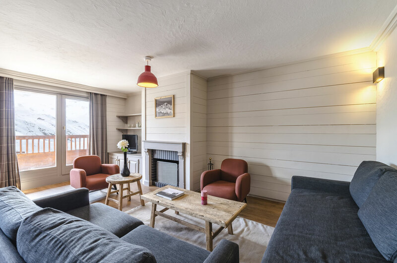 Foto 25 Apartamento Residencia Chalets de Rosaël, Valthorens