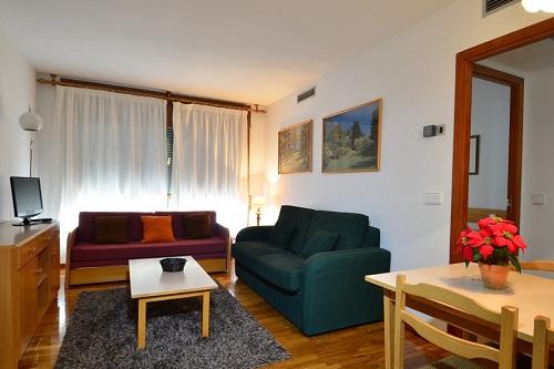 Apartamento Isards2