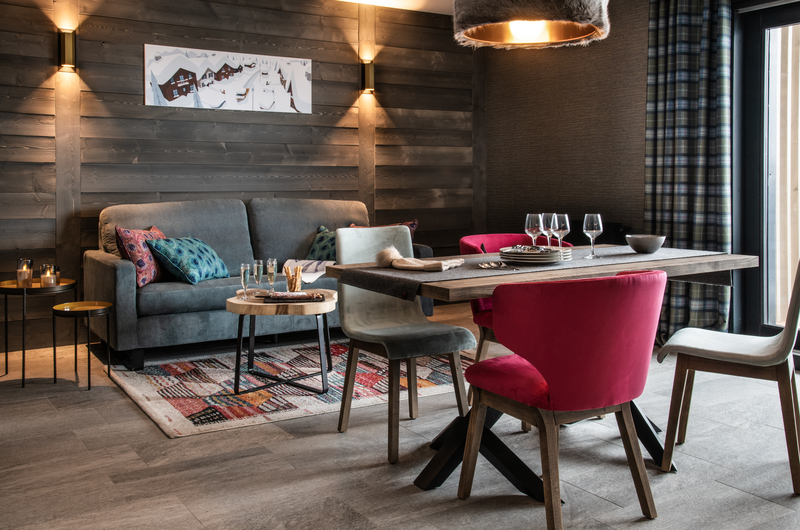 Photos of Le Chalet Izia De Village Montana in Val d'isere, Francia (1)